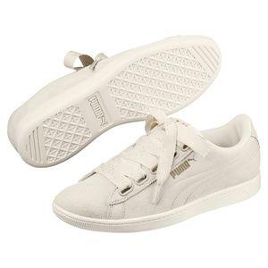 dabdb75f476 PUMA Puma Vikky Ribbon Dots Sneakers Women Shoes